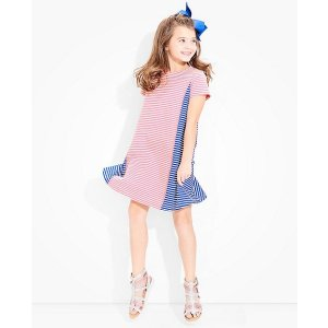 Girls Summer Swing Dress in Stretch Jersey | Sale Special $25 Dresses Girls