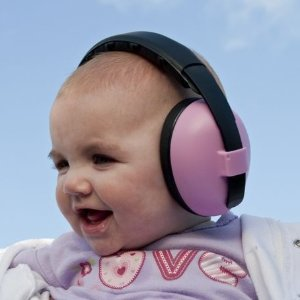 Baby Banz Infant Hearing Protection Earmuff, 3+ months