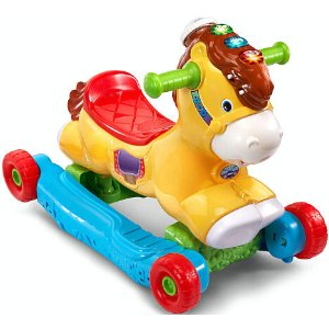 Gallop & Rock Pony Ride-On Toy