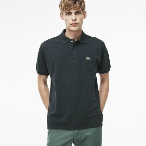 From $43.99($89.50)Lacoste Men's Classic L.12.12 Chine Piqué Polo Shirt