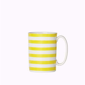 charlotte street with a twist accent mug