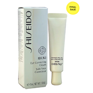Rue La La — Shiseido 0.53oz IBUKI Eye correcting Cream