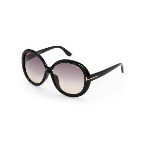 TF388 Gisella XL Round Sunglasses - Century 21