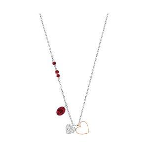 Duo Heart Small Pendant - Jewelry - Swarovski Online Shop