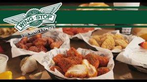 7/29/17 onlyWingstop 5 Free Wings w/ Purchase