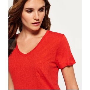 Superdry Neppy Slouch T-shirt - Women's T Shirts
