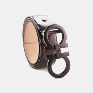 Adjustable Calfskin Belt Belts