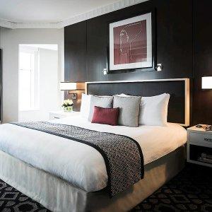 入住天数越多, 折扣越高 低至7折多家酒店特卖