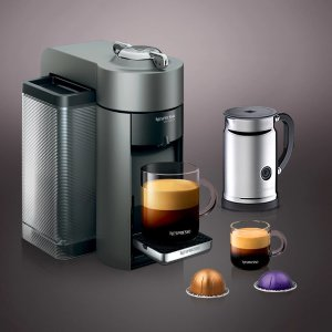 Titan Bundle | Evoluo Machine | Nespresso USA