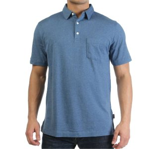 Patagonia Men's SS Squeaky Clean Polo - at Moosejaw.com