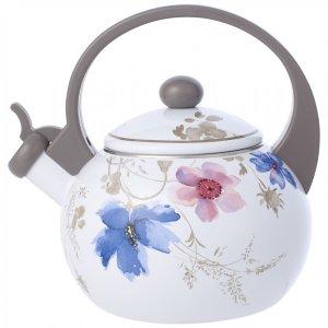Mariefleur Gris Kitchen Tea Kettle 67 1/2 oz - Villeroy & Boch