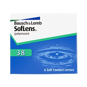 SofLens 38 : Cheap Contact Lenses & Great Service   PerfectLensWorld