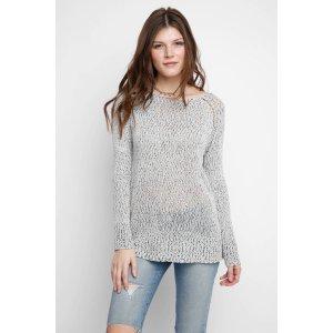 BB Dakota Cait Ragian Pullover Sweater   South Moon Under