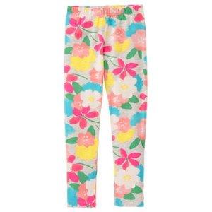Girls Poppy Garden Colorful Leggings by Gymboree