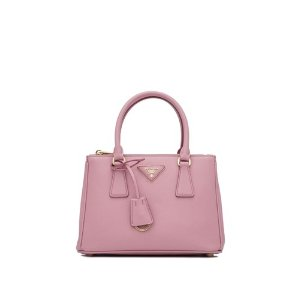 Prada Saffiano Lux Galleria Shopping Bag 25cm
