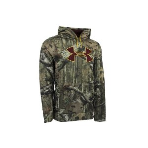Camo Big Logo Fleece Hoodie - $24.99 + $5 standard shipping