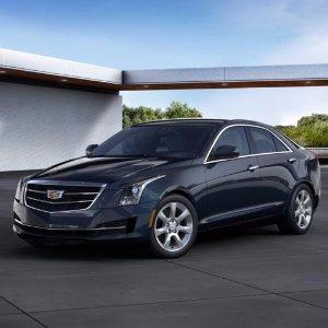 锋利运动 美式豪华全新 Cadillac ATS 四门运动轿车
