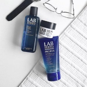 $60+ Get 30% OFFLab Series Men's Skin Care Sale