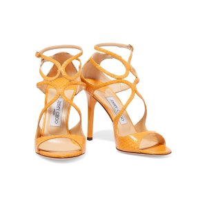 Snake sandals | Jimmy Choo | US | THE OUTNET