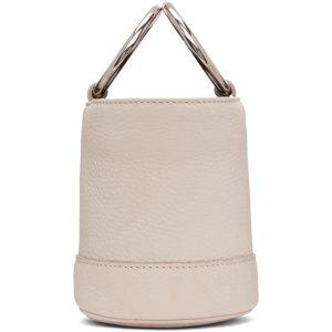 Simon Miller - White Bonsai Bucket Bag