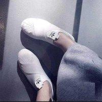 手慢无:Adidas Superstar Slip-On 时尚小白鞋