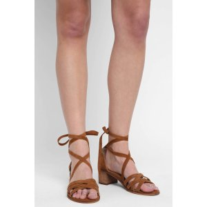 Steve Madden Revere Lace Up Heels   South Moon Under