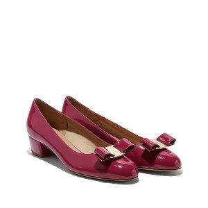 Vara pump shoe