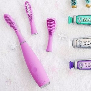 Up to 25% Off + Free shipping Select Foreo Toothburshes On Sale @ macys.com