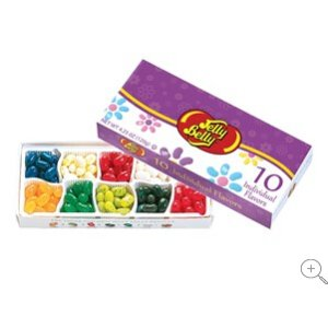 Jelly Belly Beananza 10 Flavor Gift Box
