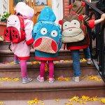 精选多款儿童背包,午餐包,水杯等