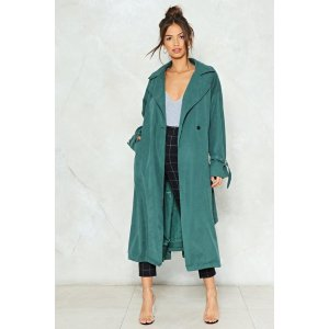 Trench Your Thirst Duster Coat | Shop Clothes at Nasty Gal!