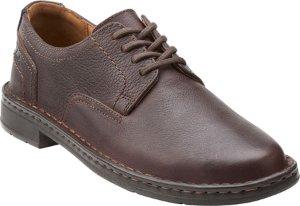 Clarks Man's Kyros Plain Toe Lace Up Shoe