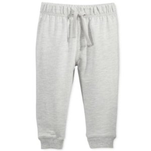 First Impressions Solid Jogger Pants, Baby Boys (0-24 months), Created for Macy's