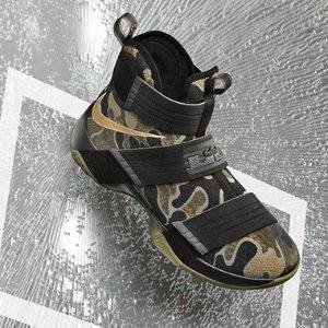 Nike Zoom LeBron Soldier 10 SFG Men's Basketball Shoe. Nike.com