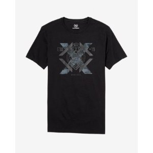 Crowned Lion Graphic T-shirt   Express