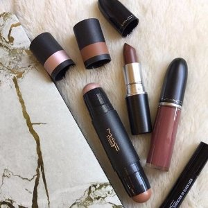 25% OffSelect Lip Products @ MAC Cosmetics