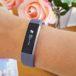 $129.99 + $20 Kohl's CashFitbit Alta HR Wireless Activity Tracker