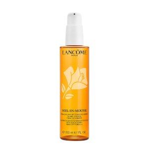 Foaming Face Cleanser & Makeup Remover with Acacia Honey