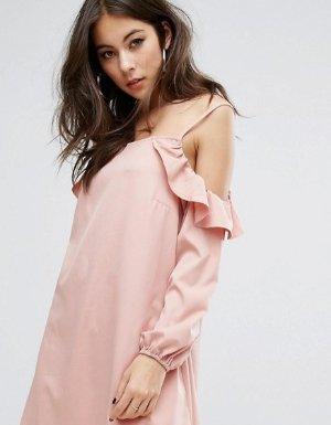 新款裙装8折!各种露肩一字领ASOS精选美裙热卖
