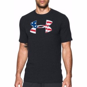B1G1 50% OffMen's Under Armour America Themed T-Shirts Hot Sale