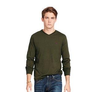 Cotton Long-Sleeve T-Shirt - Tees � T-Shirts & Sweatshirts - RalphLauren.com