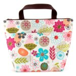 Lunch Bag Flower Lunch Box Insulated Lunch Bag