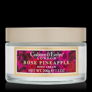 Rose Pineapple Body Cream - Crabtree & Evelyn