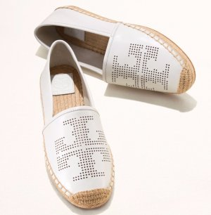 Last Day!Up to 30% Espadrille @ Tory Burch