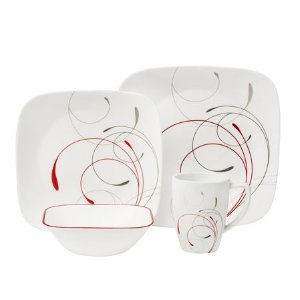 Corelle® Square™ Splendor 16-pc Dinnerware Set