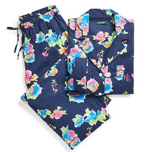 Floral Capri Pajama Set - Sleepwear & Robes � Women - RalphLauren.com