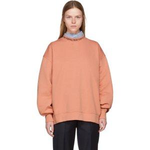 Pink Yana Logo Sweatshirt