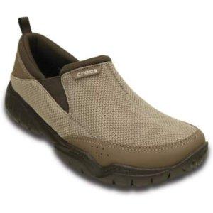 Men's Swiftwater Mesh Moc   Men's Shoes   Crocs Official Site