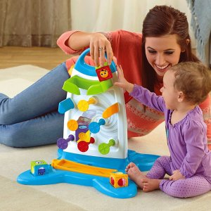 Fisher-Price Roller Blocks Play Wall | BFH57 | Fisher-Price