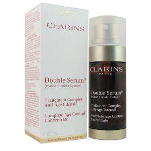 Clarins Complete Age Control Concetrate Double Serum 1 oz - Walmart.com